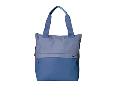 Nike Radiate Tote (Indigo Fog/Indigo Storm/Black) Tote Handbags