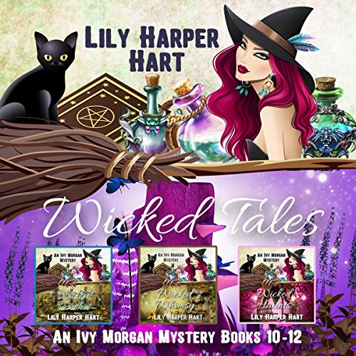 Wicked Tales audiobook cover art