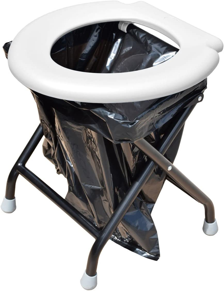 per festival viaggio roulotte Yachticon WC pieghevole da campeggio