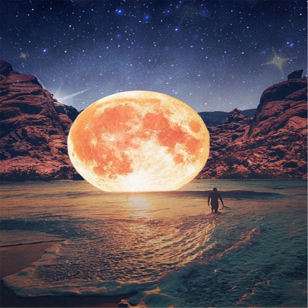 Puzzles for Adults 2000 2021 model Max 58% OFF Piece Pieces Jigsaw Moon Co