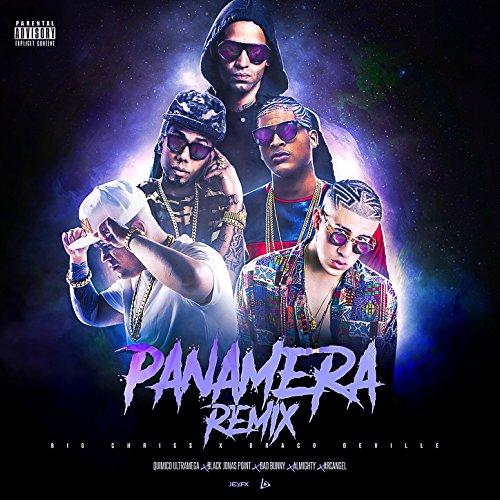 Panamera (Remix) [Explicit]