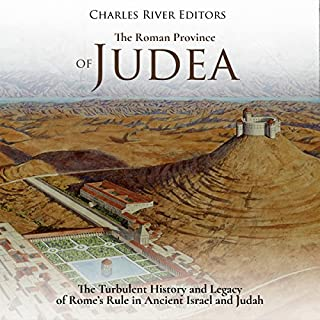 The Roman Province of Judea cover art