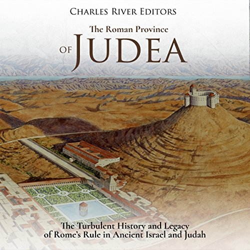 The Roman Province of Judea audiobook cover art