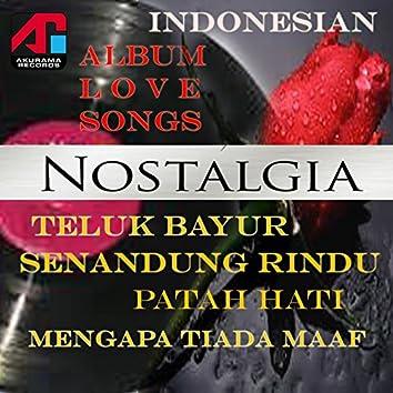 Nostalgia (Indonesian Love Songs)
