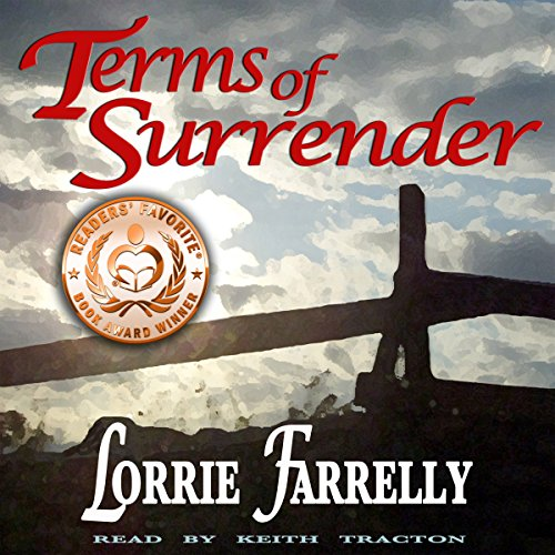Terms of Surrender audiobook cover art