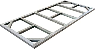 Duramax 57600 8'x4' Metal Shed Foundation - for Pent Roof Shed