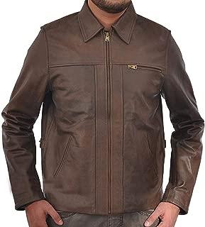 KAAZEE Inception Cobb Leonardo Dicaprio Leather Jacket