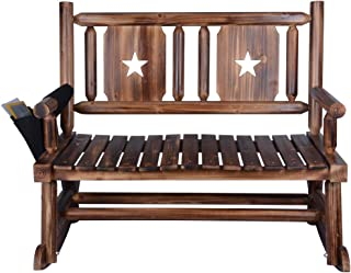 Best double rocking chair indoor Reviews