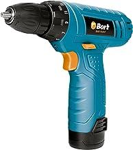 BORT BAB-10,8-P taladro atornillador. 10.8 V, 0. 550 rpm, cargador.