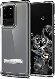 Spigen Ultra Hybrid S designed for Samsung Galaxy S20 ULTRA case/cover - Crystal Clear