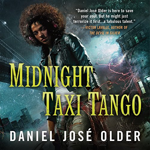 Midnight Taxi Tango audiobook cover art