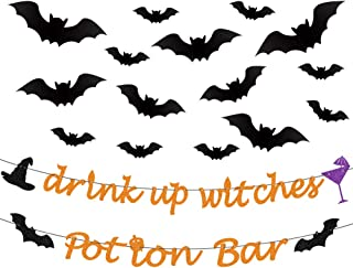 drink up witches decal
