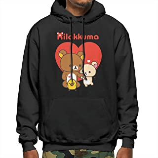 RYUDHK Rilakkuma Men's Sweater