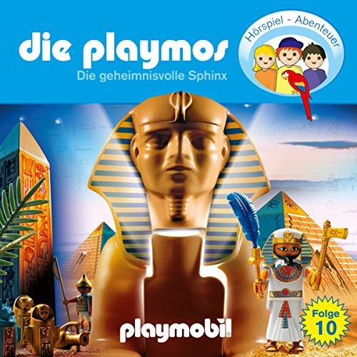 Die geheimnisvolle Sphinx (Die Playmos 10) Titelbild