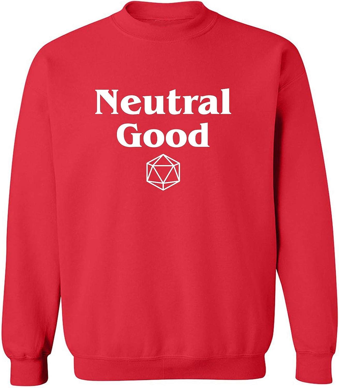 Neutral Good Crewneck Sweatshirt