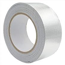 Aluminiumband Selbstklebendes Aluband Thermoshield Hitzeschutzband, Aluklebeband..