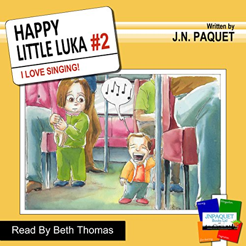 I Love Singing! audiobook cover art