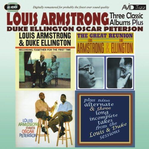 Louis Armstrong, Duke Ellington & Oscar Peterson