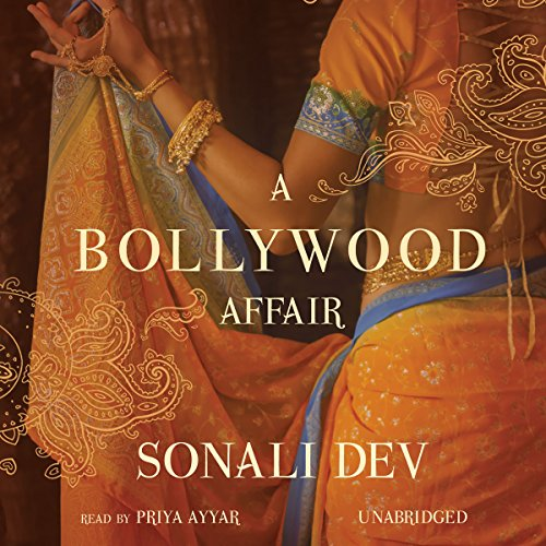 A Bollywood Affair                   By:                                                                                                                                 Sonali Dev                               Narrated by:                                                                                                                                 Priya Ayyar                      Length: 10 hrs and 23 mins     354 ratings     Overall 4.3