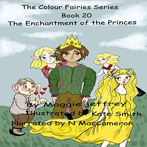 The Colour Fairies Series Book 20 Audiobook By Maggie Jeffrey cover art
