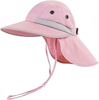 Toddler Sun Hat for Kids Baby Beach Sun Protection UPF 50 Boys Girls Fishing Hats