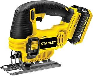 STANLEY (スタンレー) 18V オービタルジグソー STCT1860DK  メーカー2年保証  2.0Ahリチウムイオン電池1個 急速充電器付  正規輸入品