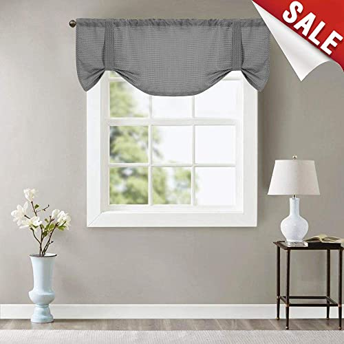 Window Valances for Living Room Windows: Amazon.com