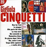 I Grandi Successi by GIGLIOLA CINQUETTI (2009-12-29)