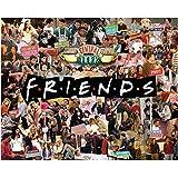 Paladone- Rompecabezas de Collage de Friends, 1000 Piezas, con Licencia Oficial (PP7207FR)