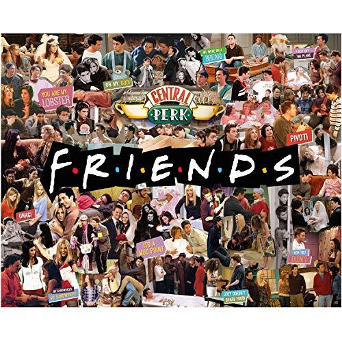 TV Show Friends Jigsaw Puzzle