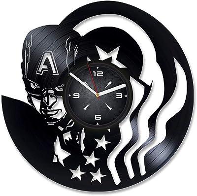 1cf9dab8 Amazon.com: Cardinals Baseball Vinyl Record Wall Clock. Decor for ...