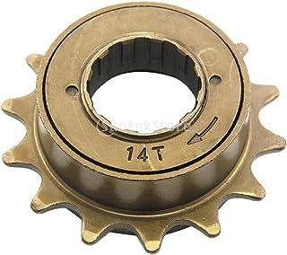 Single Speed Freewheel 1/2 ' X 1/8 'BMX Mountian Bike Freewheel 1 2T 14T 16T 18T 3 4mm Freewheel Tandwiel Fietsonderdele...