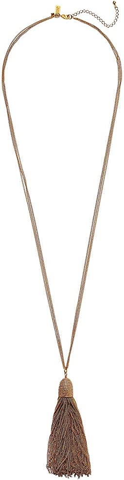 Glimmer Shimmer Pendant Necklace