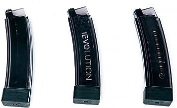 Noir translucide Taille Unique x5 Adulte Unisexe Socom Gear Chargeur M4 Lancer AWM Mid Cap 190 Billes