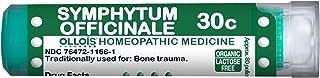 OLLOIS Organic & Lactose-Free Symphytum Officinale 30C Pellets, Homeopathic Medicine for Bone Trauma, 80 Sublingual Pellets