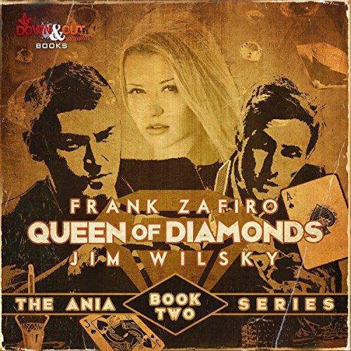 Queen of Diamonds audiobook cover art
