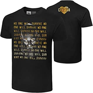 WWE Tommaso Ciampa No One Will Survive Authentic T-Shirt