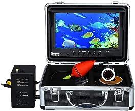 Eyoyo Portable 9 inch LCD Monitor Fish Finder HD 1000TVL Fishing Camera Waterproof..