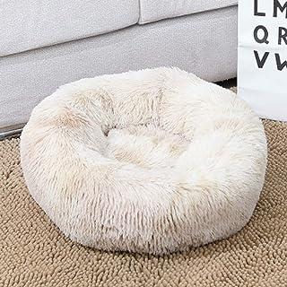 Vivi Bear Cama Gato Cama Cama de Perro Extra Suave, cómodo, Lindo, Lavable, Antideslizante, Duradero Camas para Perros Adecuado para Gatos y Perros pequeños medianos (2 Estilos, 16 Colores