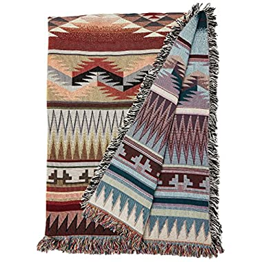 Pure Country Weavers  Sandoval Earth Blanket  Tapestry Throw