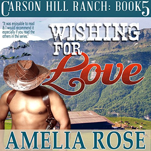 Wishing for Love audiobook cover art