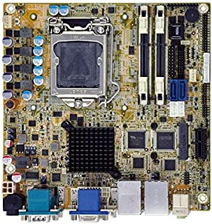 (DMC Taiwan) LGA1150 Intel 4th Generation Core i7/i5/i3, Pentium or Celeron CPU, DDR3, DVI-D, VGA, iDP, Dual Intel PCIe Gbe, USB 3.0, SATA 6Gb/S, HD Audio, ECO Packing and RoHS