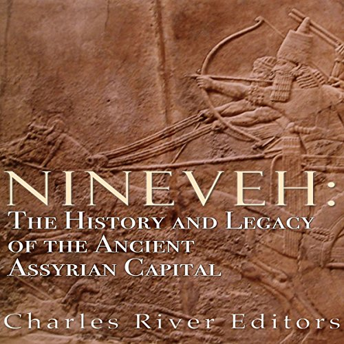 Nineveh audiobook cover art