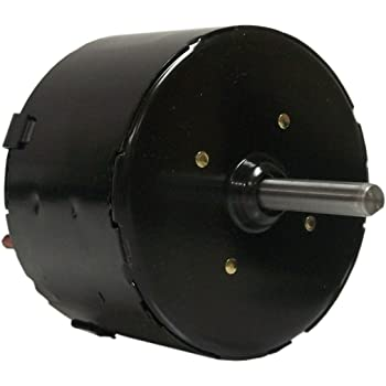 1//40 HP 115 Volts 1500 RPM CCW Rotation Sleeve Bearing Fasco D1151 3.3-Inch Diameter Shaded Pole Motor 1.2 Amps 1 Speed