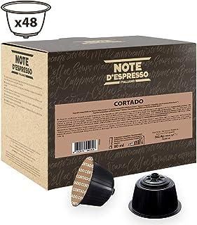 comprar comparacion Note D'Espresso Cápsulas de Café Cortado Instantáneo Exclusivamente Compatibles con cafeteras de cápsulas Nescafé* y Dolce...