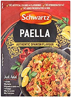 Best schwartz spanish seasoning Reviews