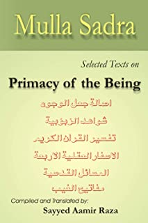 Primacy of the Being