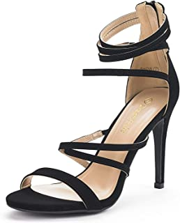Women's Show High Heel Dress Pump Sandals