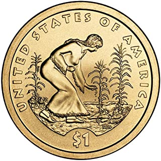 2009 S Proof Three Sisters Sacagawea Native American Dollar Choice Uncirculated US Mint