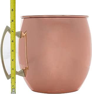 BonBon Jumbo 192 Oz. Moscow Mule Copper Drinking Mug